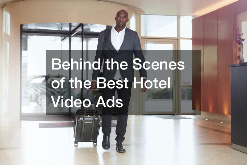 best hotel video ads